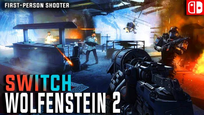 switch first person shooter