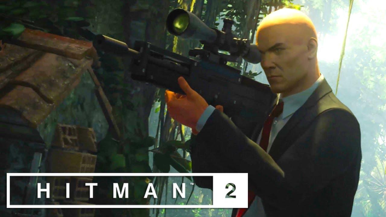 Hitman 2 Gone Gold