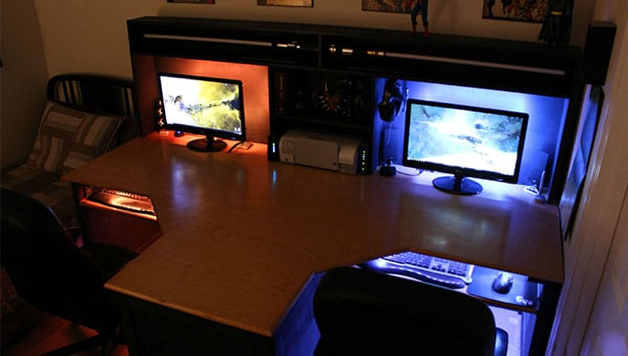 The Best Pc Gaming Computer Desks -